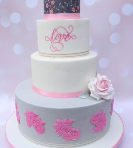 wedding-cake-pink